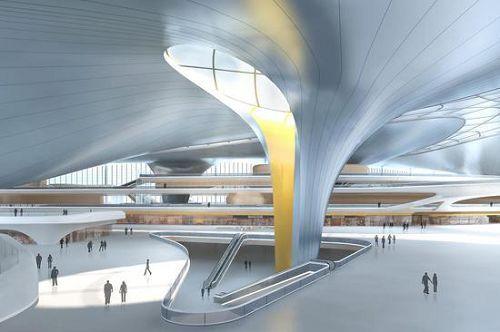 比鸟巢更大的钢结构建筑,明年就正式启用啦!-图片19.png