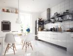 清新厨房3D模型下载