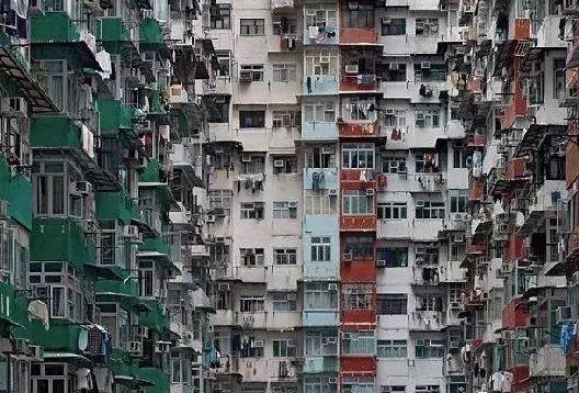 """没见过香港的""""棺材房""""你都不知道住得多幸福_1"""