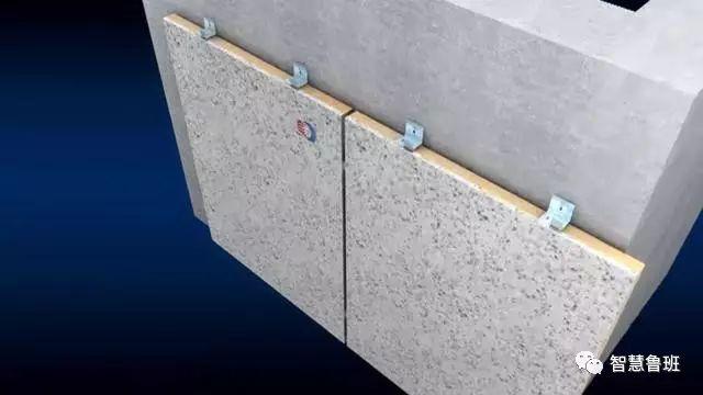 建筑外墙干挂石材不用龙骨,保温同步完成,石材厚度还能减半_12