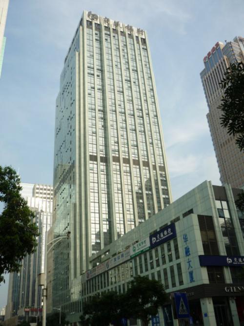 [广东]深圳华融大厦工程给排水工程施工组织设计