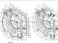 6套宾馆酒店建筑设计方案初设图/施工图CAD