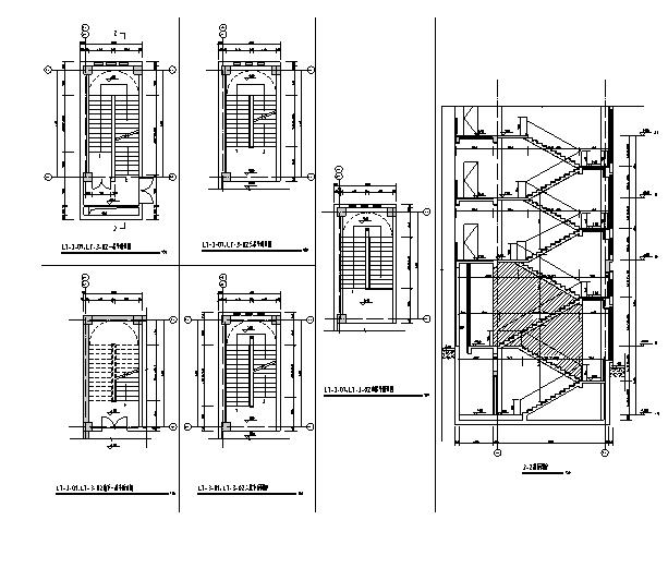 [广东]殡仪馆改扩建外墙v外墙项目岩棉板图纸保温图纸图片