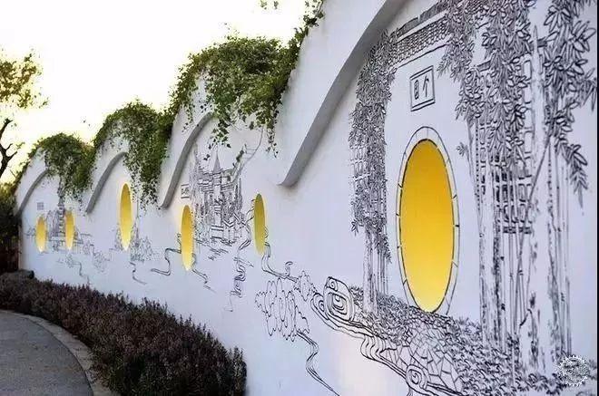 以墙为画_2