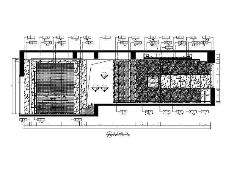 中式风格三层别墅CAD施工图、3D模型(含效果图、实景图)立面图