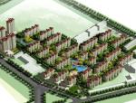 [山东]临沂复丰国际住宅区方案设计文本