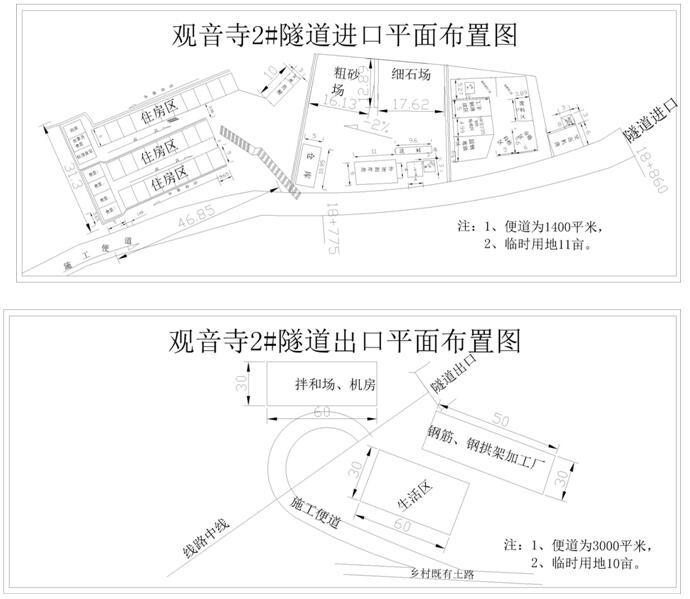 [云南]铁路扩能改造工程隧道实施性施工组织设计(200km/h双线隧道)_6