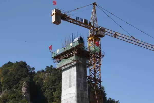 桥梁高墩翻模施工安全控制重点