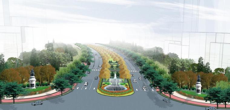 [黑龙江]北欧风情城市规划概念景观设计文本