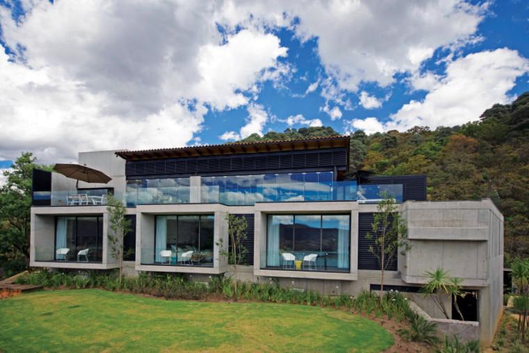 墨西哥RR住宅