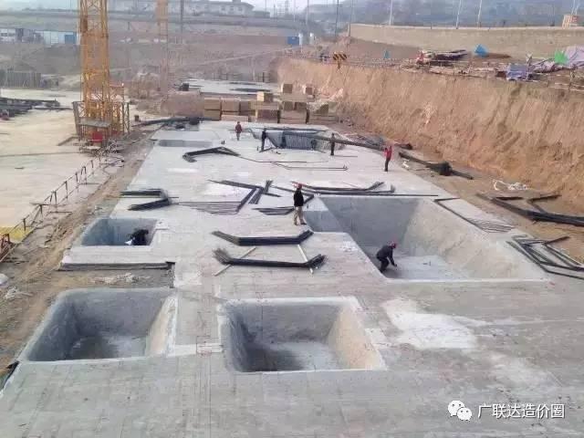 土建施工全流程21条关键点