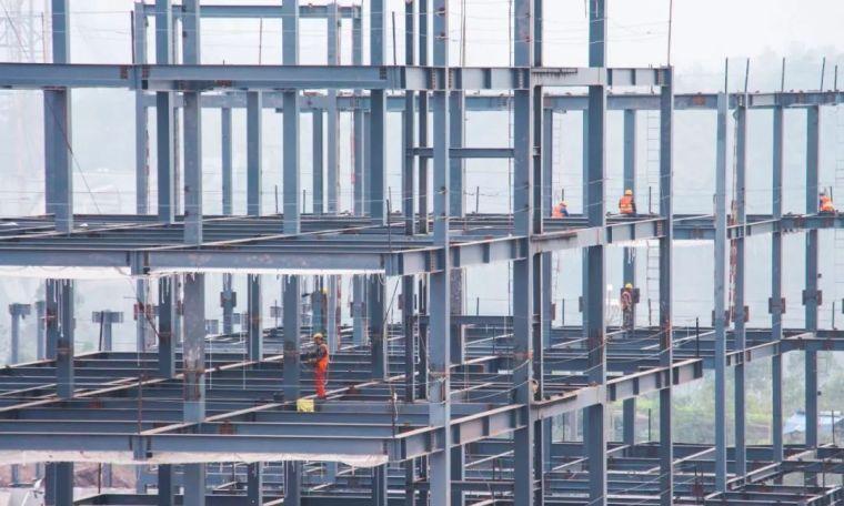 300天搭建34幢装配式钢结构建筑!中国建筑又创造一个深圳速度_19
