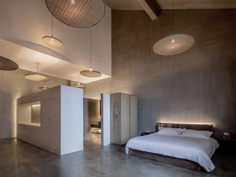 桂林创意民宿客房空间改造
