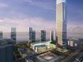 [温州]SOM鹿城商业中心广场概念设计方案文本