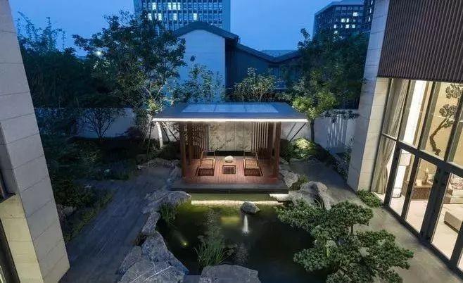 50款|各式新中式景观亭设计_52
