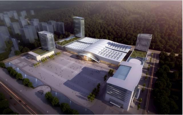 BIM案例分享宜宾临港创新孵化基地项目.