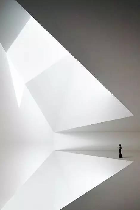 人与建筑,一首无言的诗。_9