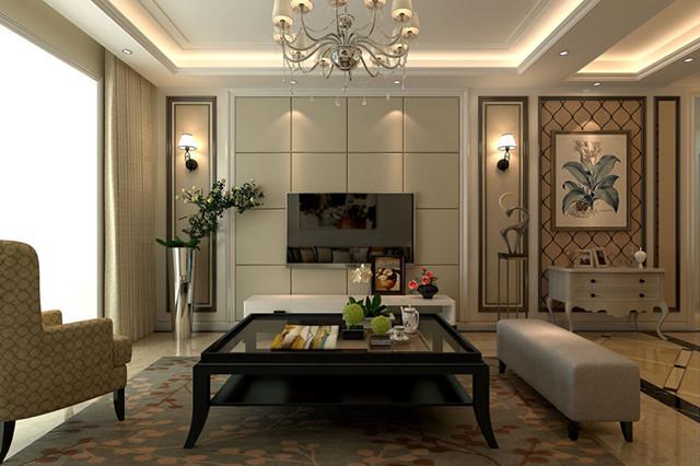 不同feel的客厅,你会pick哪一款?_17