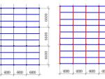 四层钢混框架结构厂房楼盖课程设计计算书(word,18页)
