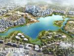 [江苏]某城市滨水生态新城城市规划设计文本(PPT+78页)