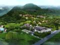 [浙江]丹霞翠谷特色旅游小镇规划设计方案