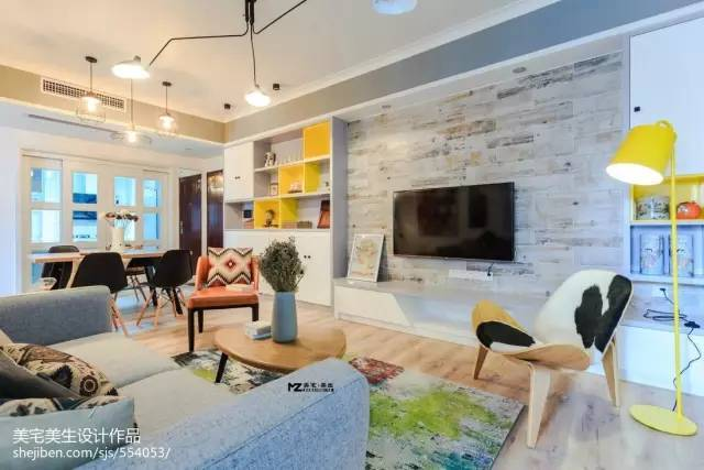 设计师泄露的24款客厅背景墙 , 原来……