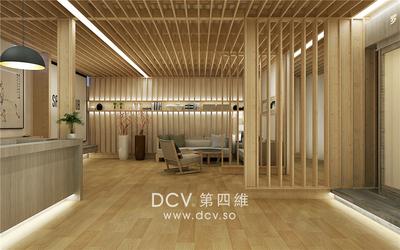 西安多媒体展示展厅设计-扬子养生光波房_5