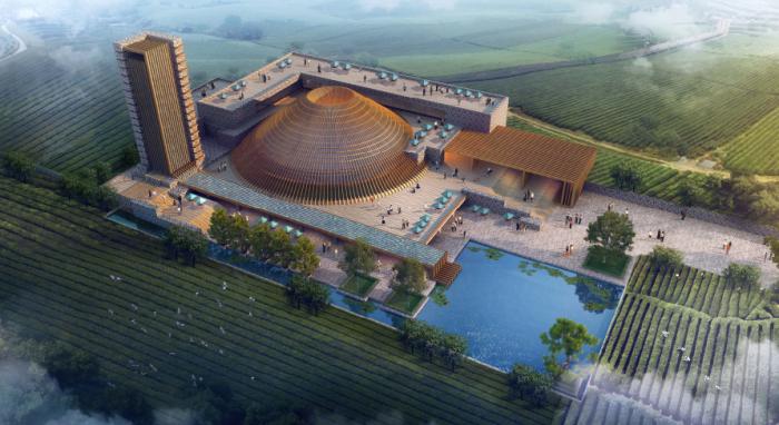 [贵州]中国首条茶文化旅游公路景观规划设计方案(2016最新独家)