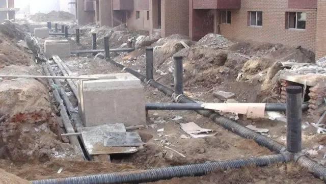 室外综合管网施工中要把控的4个要点