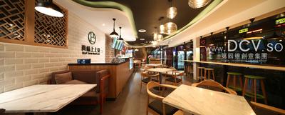 西安最有诗意的特色主题餐厅设计-真味上上签_7