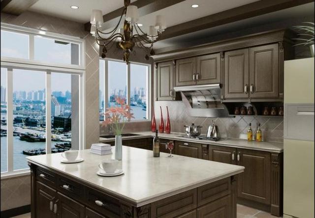 厨房布局哪种好?U型?L型?4步教你选择最佳布局!