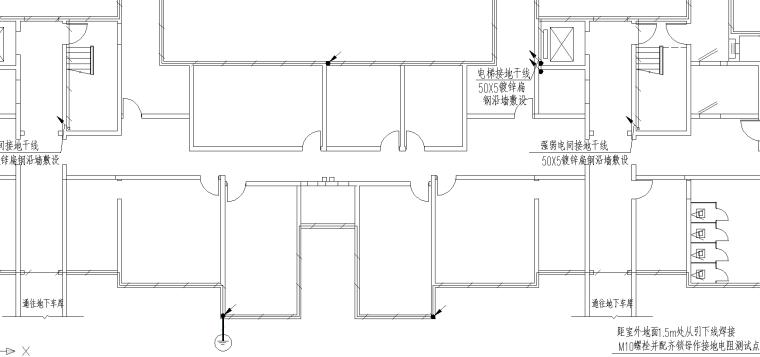 25层住宅的电气全套图纸