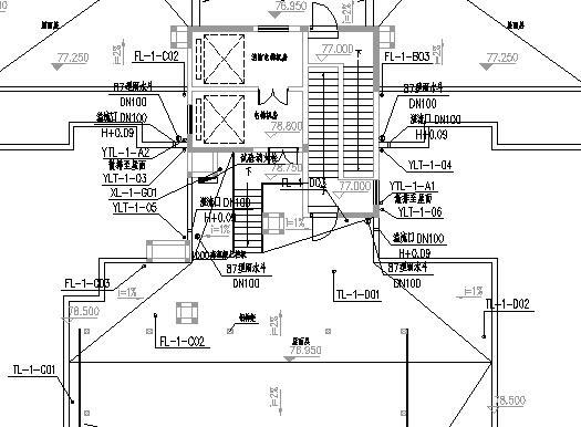 南京某公馆给排水施工图_8