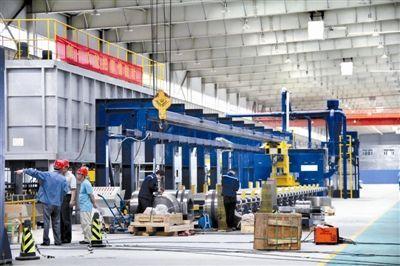 Iscar工业刀具制资料下载-某厂工业设备安装施工组织设计
