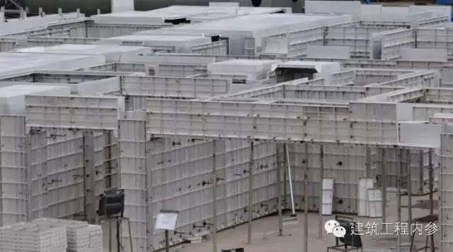 建筑 铝合金 模板 施工技术