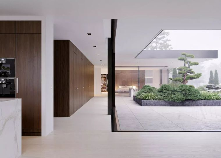国外的超级别墅这样打造,美得令人沉思!_9