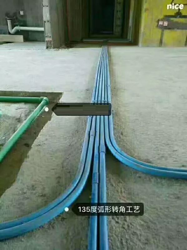 水电施工图纸怎么看?教你看水电施工图的小窍门