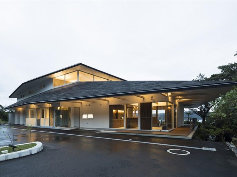日本奄美岛海滩别墅