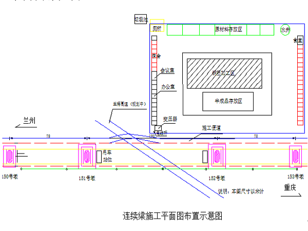 特大桥连续梁施工组织设计
