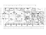 [福建]混搭风格售楼处装修全套施工图(附效果图)