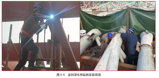 【QC成果】大跨度异形空间钢结构施工精度_8