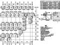 深圳甲级卫院框架结构施工图(CAD,27张)