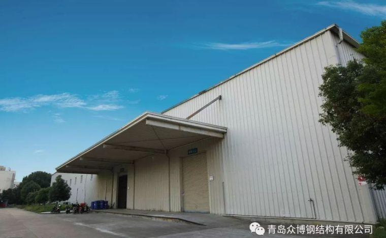新型钢结构厂房的优势分析