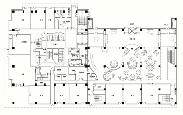 [山东]绿地济南高铁酒店室内设计方案