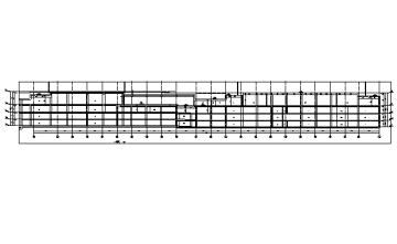 [深圳]六层办公楼及地下室建筑施工图(16年全专业图纸)