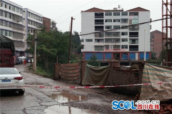 四川宣汉黄金镇一民房垮塌续:4人遇难