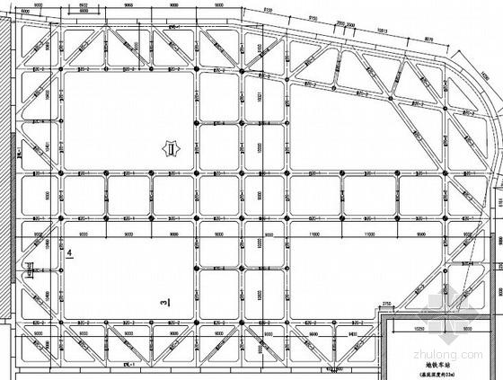 [天津]地铁基坑地连墙围护及搅拌桩地基处理初步设计图纸