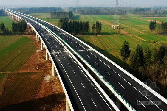 高速公路20m预应力砼空心板桥全套施工组织设计(106页 附件完整)