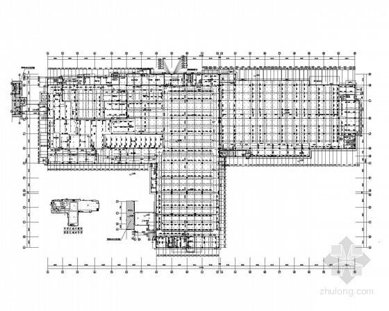 [江苏]丙类工业建筑给排水图纸