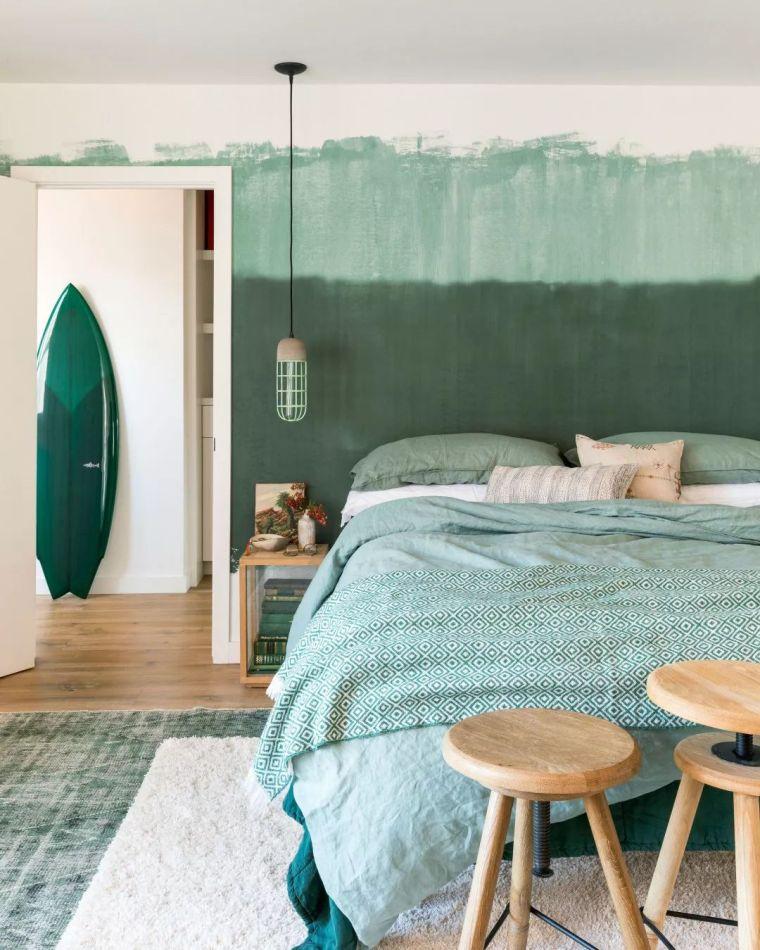 单身男士的卧室设计|精致的自己都怕!